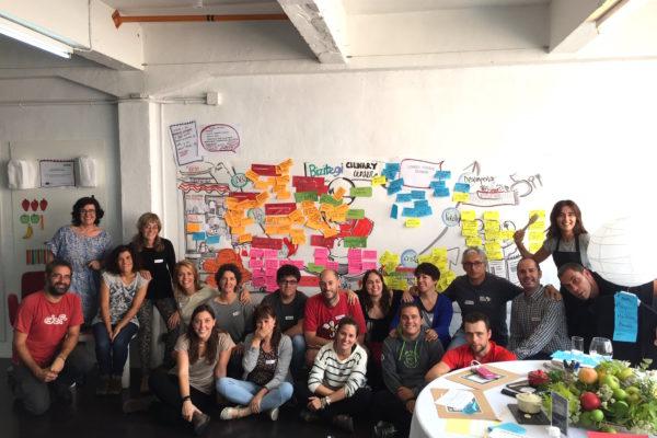 Dinámica y proceso participativo
